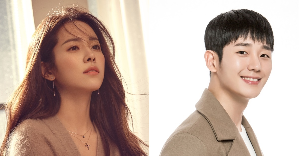 الممثل Jung Hae In و Han Ji Min أكدا بطولتهما لكاتب ومخرج دراما Pretty Noona Who Buys Me Food