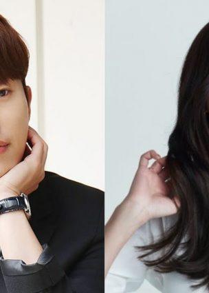 الممثل Yoon Hyun Min و Go Sung Hee هما بطليّ دراما نتفلكس Me Alone And You