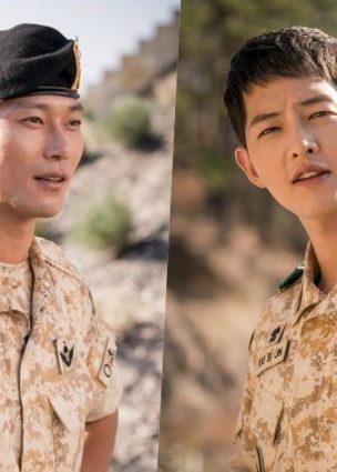 Park Hoon يشارك عن قصص ممتعة حول الممثل Song Joong Ki و عن تحسن ادائه في التمثيل