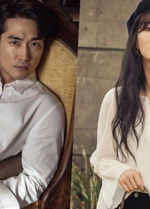الممثل Song Seung Heon و Lee Sun Bin أكّدا بطولتهما في الدراما القادمة