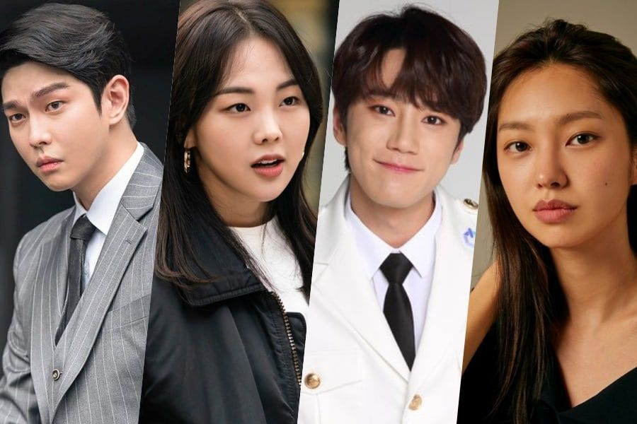 الممثل  Yoon Kyun Sang و Geum Sae Rok و Jun عضو U-KISS و Choi Yoo Hwa يؤكدون انضمامهم لدراما OCN