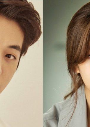 الممثل Nam Joo-Hyuk و Bae Suzy في محدثات لبطولة دراما tvN القادمة
